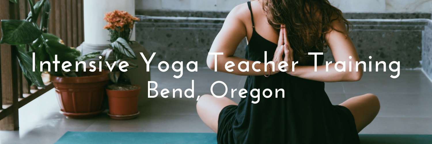 200 hr intensive yoga teacher training bend oregon