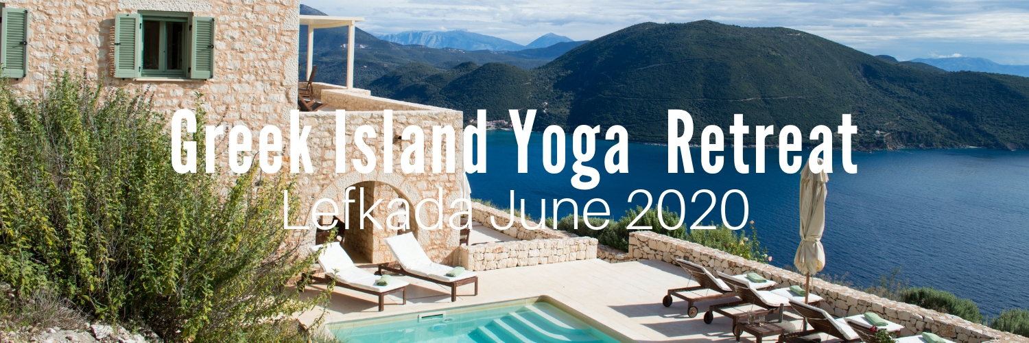 yoga retreat in Greece 2020